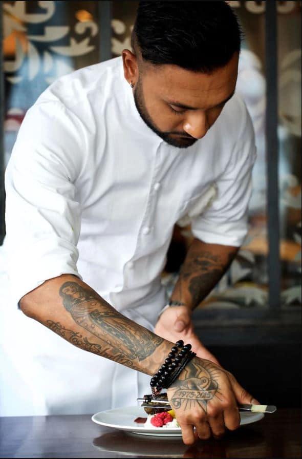 Chef Ashish Alfred