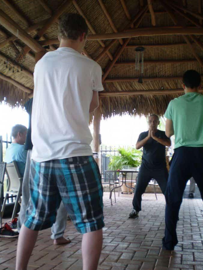 Tai Chi Training - Summer House Detox Center Fl