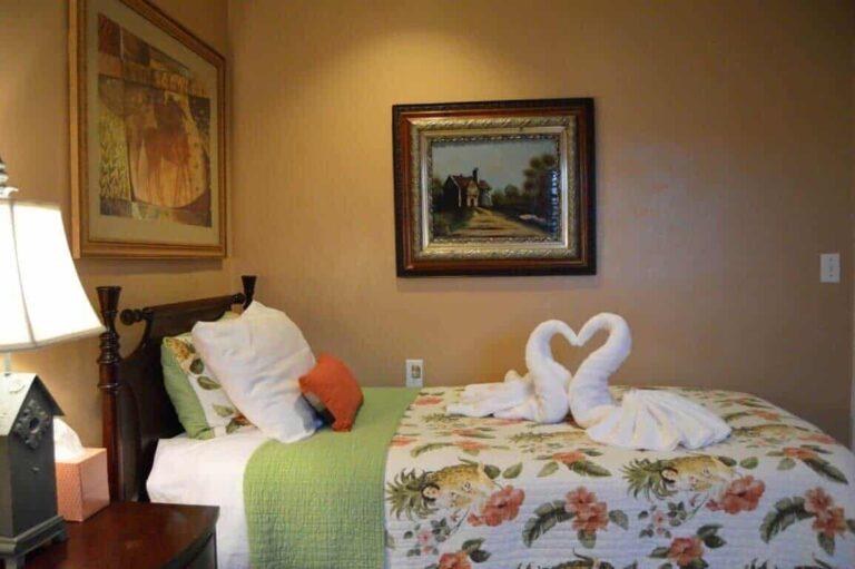 Summerhouse Detox Facility Bedroom