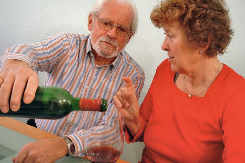 Drinking Problems on Seniors
