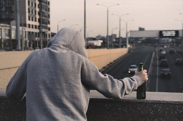 alcohol poisioning