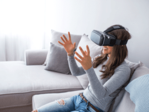 virtual reality detox treatment