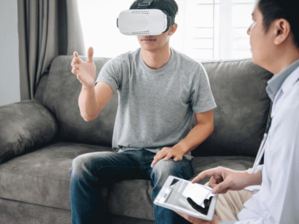 virtual reality and rehab