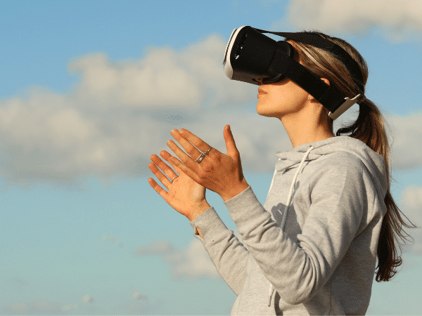 virtual reality digital detox
